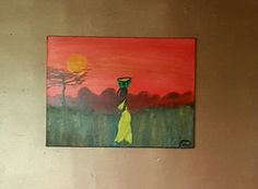 Surreal Sunset by Divineoneofakind on Etsy