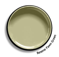 Resene Fawn Green is a yellow green, neutral and benign. From the Resene Heritage colours collection. Try a Resene testpot or view a physical sample at your Resene ColorShop or Reseller before making your final colour choice. www.resene.co.nz Yellow House Exterior, Exterior Paint Colors For House, Interior Paint Colors, Paint Colors For Home, Interior Design, Green Paint Colors, Roof Colors, Exterior Color Palette, Exterior Colors