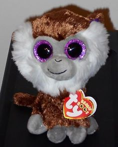 70239c65d76 Ty Beanie Boos ~ TAMOO the Monkey 6