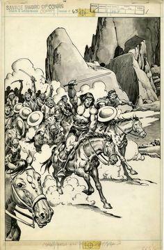 Conan, John Buscema