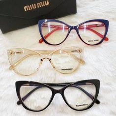 Fashion Eye Glasses, Cat Eye Glasses, Miu Miu, Glasses Frames Trendy, Leopard Print Outfits, Designer Shades, Eye Frames, Vintage Cat, Eyeglasses For Women