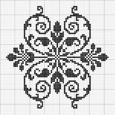 filet crochet patterns - Google zoeken