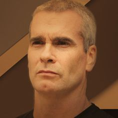 Henry Rollins - going to see this legend for the 1st time this year