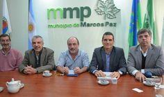 Gas Natural Fenosa ampliará su red de gas en Marcos Paz