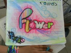 letras #estilo #dibujos #zaito #ariaz
