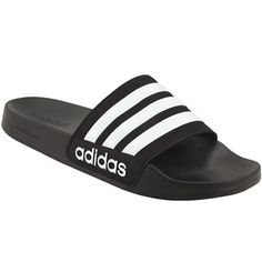 timeless design ff53d 5a978 Adidas Cf Adilette Slide Sandals - Mens