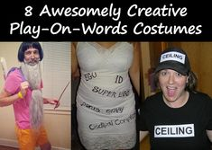 8 awesomely creative play on words costumes dumbledora heinsenburger freudian slip pot brownie etc