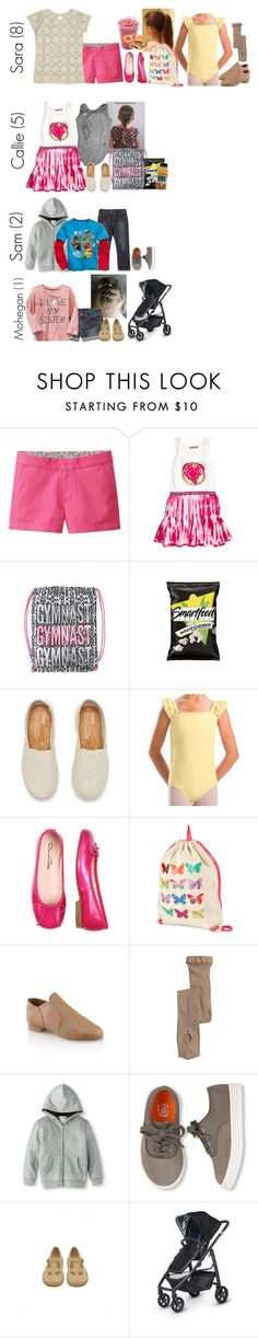 """""""After School Activities and Family Dinner 12/8"""" by graywolf145 ❤ liked on Polyvore featuring Uniqlo, Desigual, Bonpoint, Armani Junior, claire's, Dolce&Gabbana, Benetton, Old Navy and UPPAbaby"""