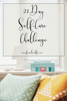 21 Day Self-Care Challenge