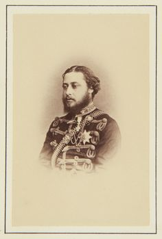 The Prince of Wales, St Petersburg, 1866 [in Portraits of Royal Children Vol.10 1866-67] | Royal Collection Trust