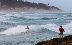 Puerto Rico's Rip Curl Pro 2013. Playa Jobos, Isabela. Credit: Rip Curl