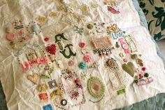 sampler. #embroidery