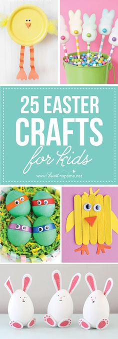 25 Easter Crafts for Kids 2019 25 Easter Crafts for Kids Fun-filled Easter activities for you and your child to do together! The post 25 Easter Crafts for Kids 2019 appeared first on Holiday ideas. Spring Crafts, Holiday Crafts, Holiday Fun, Fun Crafts, Arts And Crafts, Holiday Ideas, Easter Projects, Easter Crafts For Kids, Toddler Crafts