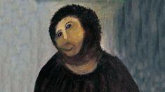 Potato Jesus. Featured in Pray to Potato