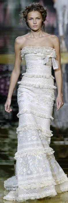 Elie Saab Spring 2006 Couture