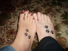 MOTHER/DAUGHTER TATTOO by staar1964, via Flickr