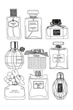 scents of a lady