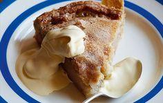 Ultimate apple pie - Simon Hopkinson
