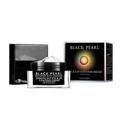 Smooth Out Eye & Lip Cream Black Pearl