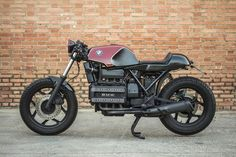 BMW K100 Cafe Racer by The Biker Special #motorcycles #caferacer #motos | caferacerpasion.com