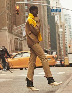H&M STUDIO moda, On top - Macarena Gea