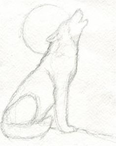 realistic werewolf drawings in pencil - Google Search