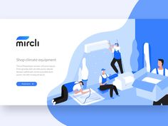 다음 @Behance 프로젝트 확인: \u201cIllustrations for Mircli\u201d https://www.behance.net/gallery/52153719/Illustrations-for-Mircli