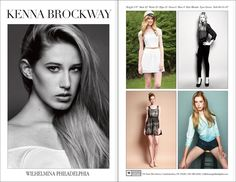 Model Comp Card Example 20 Freelance Photography Portfolio Business Poses