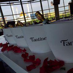 #SkyBar #Astana #Kazakistan Official opening of #Fantinel #Prosecco #Bar.  Welcome!  #Wine #WineLover #Fizz