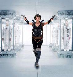 Milla Jovovich spielt zum letzten Mal Alice, bevor sie die Rolle an den Nagel hängt. Hier ist das erste kurze Video zum Zombie-Blockbuster: Resident Evil 6 Teaser Trailer ➠ https://www.film.tv/go/RE6tt  #RE6 #ResidentEvil6 #MillaJovovich