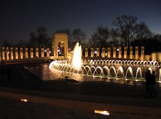 world war ii memorial | World War II Memorial Washington DC