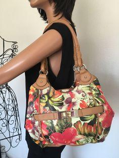 Rosseti Bag Floral Designer Fashion Summer Women Multicolor  #Rosetti #Hobo
