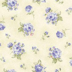 Ellie Ann bleue Rose Petite par Eleanor Burns par lilyrosequilts, $9.99
