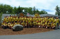 Camp sunshine! Casco, ME --  Camp Sunshine staff consists almost entirely of volunteers who donate their time. Over 2,000 dedicated volunteers participate in our program each year. Many return again and again. They help with food service, arts and crafts, recreational leadership, one on one assistance, child care and more.  In 2010 we had approximately 70,000 hours volunteered saving several hundred thousands of dollars; enough money to bring several hundred families to camp!  Our volunteers come from all walks of life. They range in age from 16 to 80 and include doctors, nurses, social workers, teachers, business executives, high school and college students.