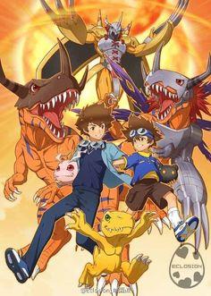 Os Digiescolhidos - Tai Kamiya #Digimon