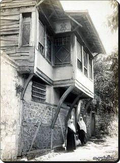Eski İstanbul Evleri - 1860'lar