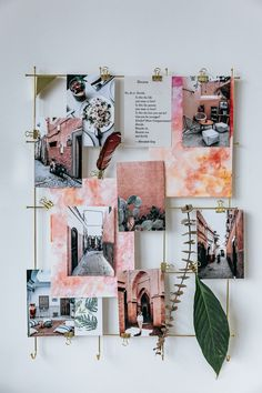 DIY Tutorial Lightroom Preset + Print + Pin by Kati Boden Frames On Wall, Wall Collage, Ikea Photo Frames, Diy Photo, Photo Ideas, Magazine Wall, Photo Boards, Aesthetic Bedroom, Home Office