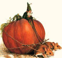Jean-Baptiste Monge: Pumpkin rider