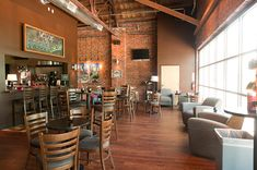 """Imagine this as the downstairs part of the church lobby..only the coffee bar would be where it is in the upper lobby and the """"free coffee bar"""" would be replaced with more seating."""