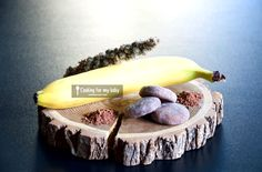 Recette de biscuits moelleux choco-banane pour bébé (sans oeuf/lait/sucre, dès 11 mois) | Cooking for my baby Baby Food Recipes, Healthy Recipes, Compote Recipe, Baby Cooking, Bon App, What You Eat, Banana, Bob, Meals