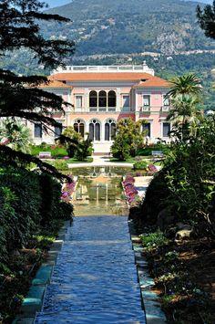 villa ephrussi de rothschild - Villa Ephrussi De Rothschild Mariage