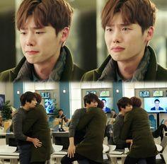 Lee Jong Suk #Pinocchio ep 8 SBS 14.12.04