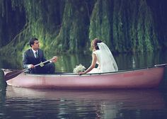 I want wedding pictures like this! in a pink canoe Romantic Pictures, Wedding Pictures, Utah Wedding Photographers, Destination Wedding Photographer, Cute Wedding Ideas, Wedding Fun, Mermaid Wedding, Perfect Wedding, Wedding Inspiration