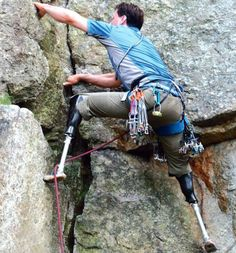 And they said he would never climb again... - Imgur