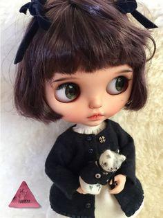 *Blythe outfit・コート・パペット・洋服set* - ヤフオク!