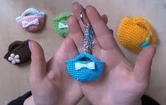 Crochet Miniature Bag