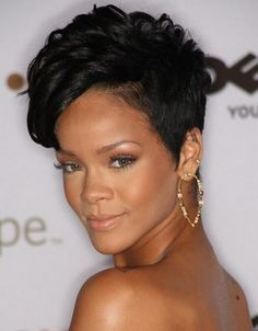vogue hairstyles for short hair pelo corto mujeres de raza negra y pelo
