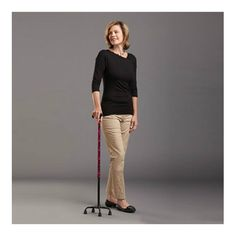 A cane with a little more stability and a lot of style. The Quad #Cane from Switch Sticks in 2 Patterns  #mobility