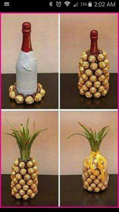 """I feel like this would be a """"Pinterest fail"""" but very cool idea!"""