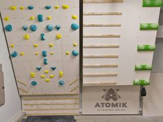 Ever wanted your very own home climbing wall? Check out this excellent how to!